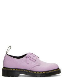 Dr. Martens Purple 1461 Zip Derbys