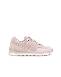 New Balance Classic Lace Up Sneakers