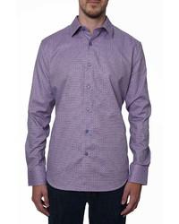 Robert Graham Drifters Regular Fit Button Up Shirt