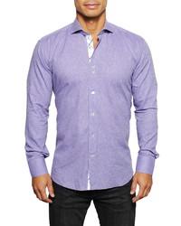 Maceoo Einstein Regular Fit Button Up Shirt