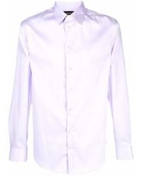 Emporio Armani Long Sleeve Cotton Shirt