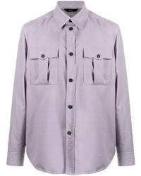 Brioni Pointed Collar Shirt