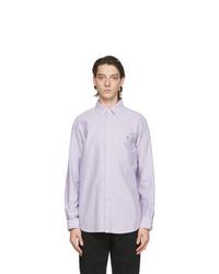 Polo Ralph Lauren Purple Oxford Iconic Shirt