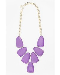 Light Violet Necklace
