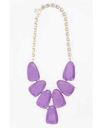 Light Violet Necklace