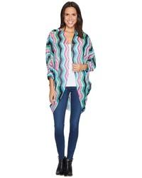 Rock and Roll Cowgirl 34 Sleeve Kimono B4 2525 Clothing