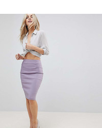 Asos Petite Petite High Waisted Pencil Skirt