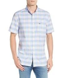 Lacoste Oxford Plaid Shirt