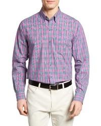 Cutter & Buck Chatham Plaid Sport Shirt