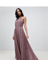 ASOS DESIGN Halter Maxi Dress
