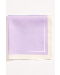 Michael Kors Michl Kors Pocket Square Lilac One Size