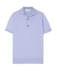 Victoria Beckham Wool Polo Shirt