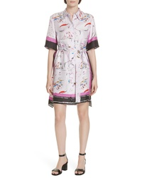 Tory Burch Painted Border Shirtdress