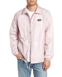 Light Violet Shirt Jacket