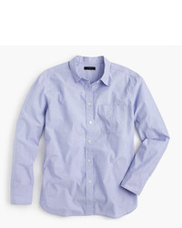 J.Crew Oversized Boy Button Up Shirt