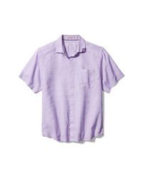 Tommy Bahama Costa Capri Classic Fit Short Sleeve Button Up Shirt
