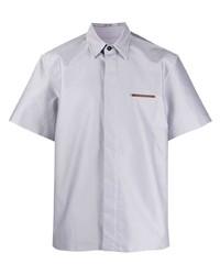 Jil Sander Plaque Detail Shirt