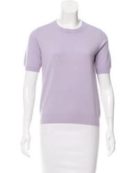 Short sleeve crew neck sweater medium 3722269
