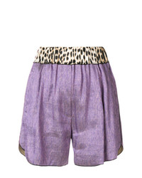Forte Forte High Waisted Shorts