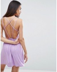 Strappy back a line sundress medium 5375510