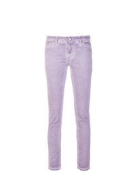 Twin-Set Classic Fitted Skinny Jeans