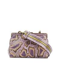 Bottega Veneta Burano Clutch Bag