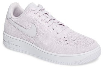 ... Violet Sneakers Nike Air Force 1 Ultra Flyknit Low Sneaker ...