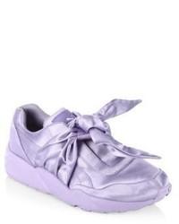 Puma Fenty X Rihanna Satin Bow Sneakers