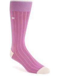 Peter Millar Crown Pima Cotton Blend Socks