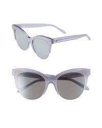 VOW LONDON Cody 53mm Cat Eye Sunglasses