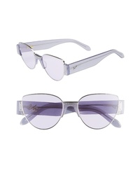 VOW LONDON Dahlia 55mm Cat Eye Sunglasses