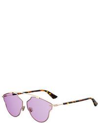 Christian Dior Dior So Real Pop Monochromatic Sunglasses