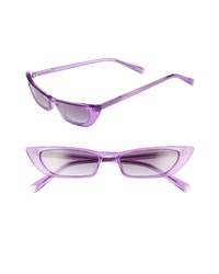 Kendall & Kylie Vivian 51mm Extreme Cat Eye Sunglasses