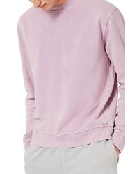 Light Violet Sweatshirt