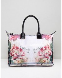 Ted Baker Painted Posie Large Tote