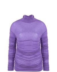 Pinko Ruched Sweater