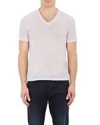 John Varvatos Melange T Shirt Purple