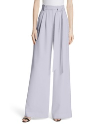 Milly Italian Cady Trapunto Trousers
