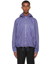 Our Legacy Purple Thermochromatic Facility Jacket