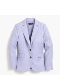 Tall tailored blazer in italian super 120s wool medium 5080389
