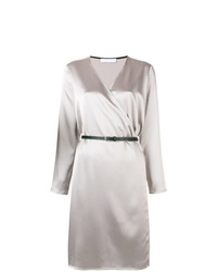 Jean Paul Knott Wrap Dress