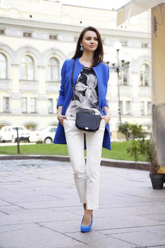 Pendientes azules de Alexis Bittar
