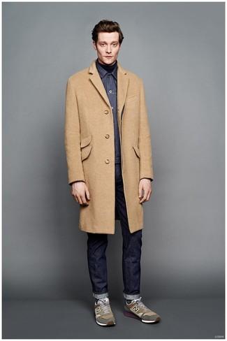 Jersey de cuello alto negro de Polo Ralph Lauren