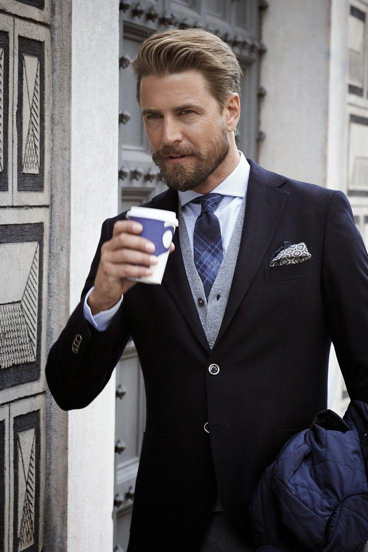 How to Wear a Grey Cardigan (209 looks) | Men's Fashion