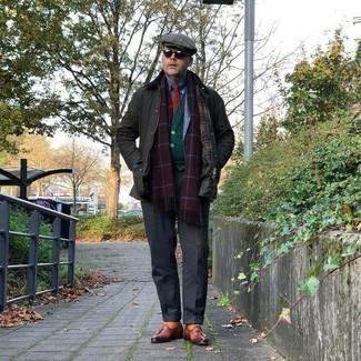 Country Gentleman Hat British Ivy Cap