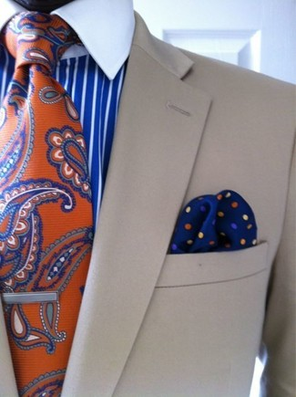 Lawks Dot Pocket Square