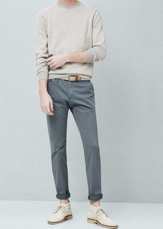 770 Straight Fit Pant In Broken In Chino