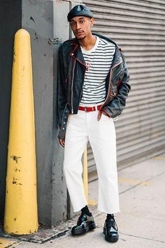 Rag Bone Slim White Jeans