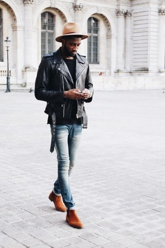 how to wear brown suede chelsea boots 10 looks  men's