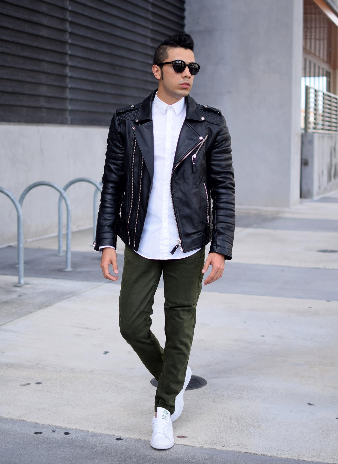 How to Wear Olive Chinos (173 looks) | Men's Fashion